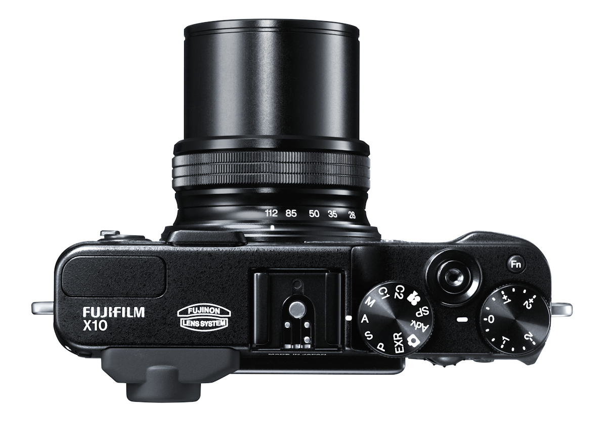 fujifilm introduces a little brother to the x100 the new x10 photo arts monthly. Black Bedroom Furniture Sets. Home Design Ideas
