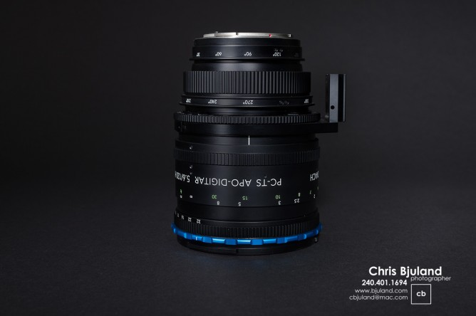 Schneider TS 120mm f/5.6 (image taken with the Phase One 645DF & IQ180)